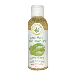Aloe Vera Australia Skin Hair Golden Gel Skincare 125g