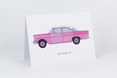 The Holden EK