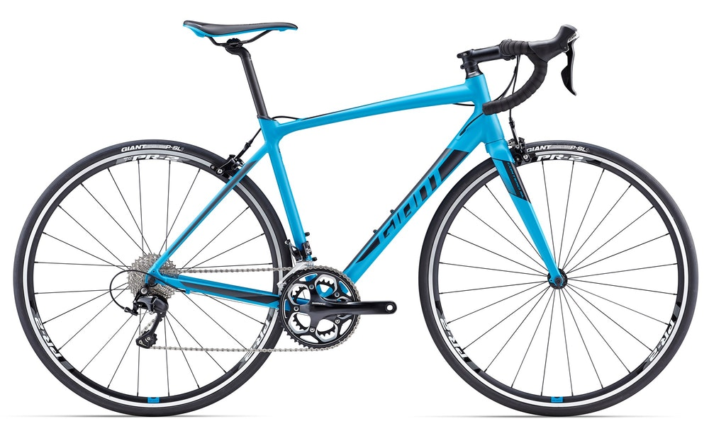 Giant Contend SL Blue 2017