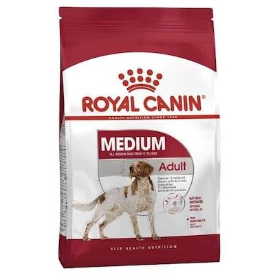 Royal Canin Medium Breed Adult Chicken Dry Dog Food