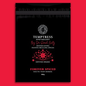 Temptress Apothecary Forever Spiced - Intoxicating Mulling Spices