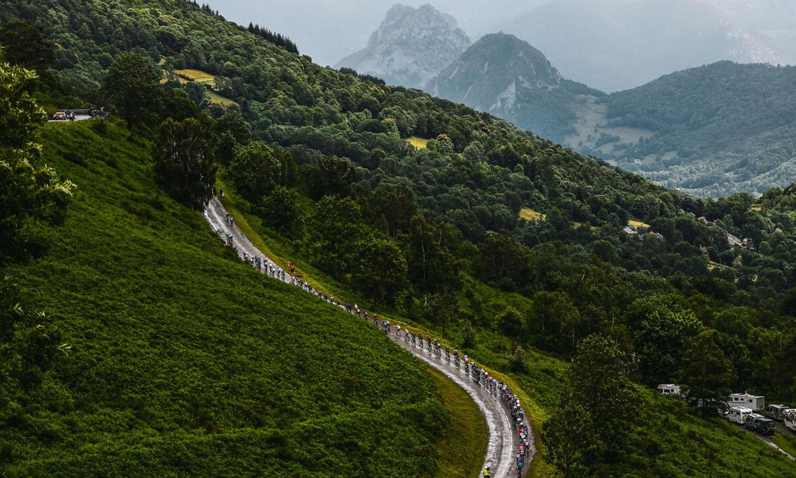 Tour de France 2021: Zusammenfassung der sechzehnten Etappe