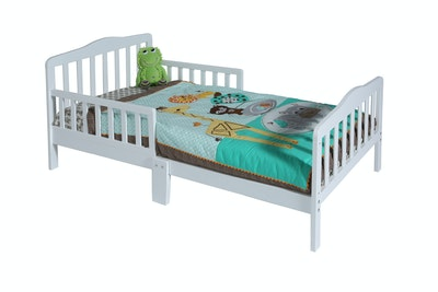 Sunbury Toddler Bed with Mattress