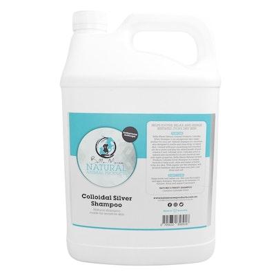 Bella Maree Natural Animal Products 5L Colloidal Silver Shampoo