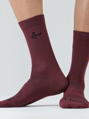 Givelo G Socks Wine