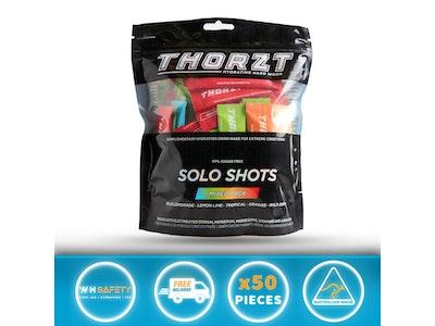 Thorzt Sugar-Free Electrolyte Solo Shot - Mixed Flavours 50 x 3g