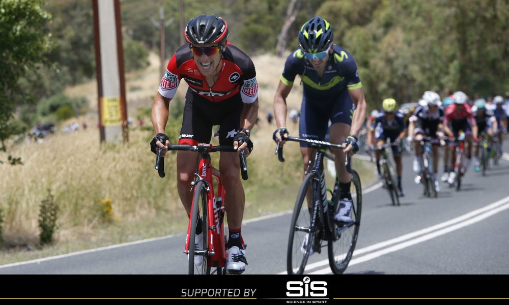 Richie Porte Attacks to Win Stage 2