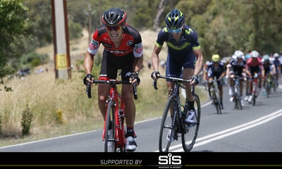 Richie Porte Attacks to Win Stage 2