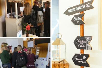weddista auf der Hochzeitsmesse Herzschlag & Co in Mainz