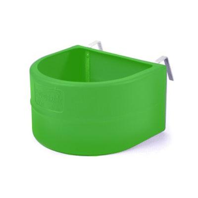 Polymaster Fence Feeder - Lime Green 32 litre