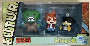 Futurama Tineez Series 2 - Morbo, Fry, Nibbler