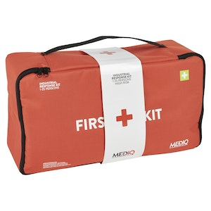 Mediq Essential Industrial Response First-Aid Kit - Soft Pack (High Risk)