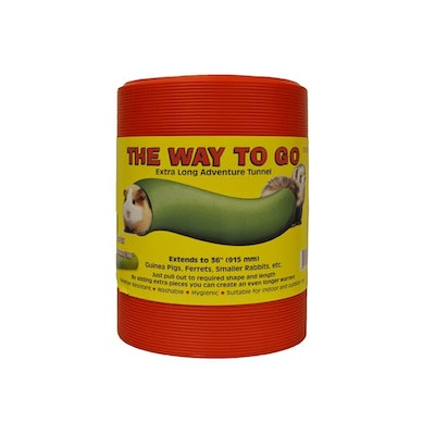 Snugglesafe Way-To-Go Tunnel for Small Animals 150-910mm