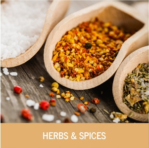 Herbs and Spices Category