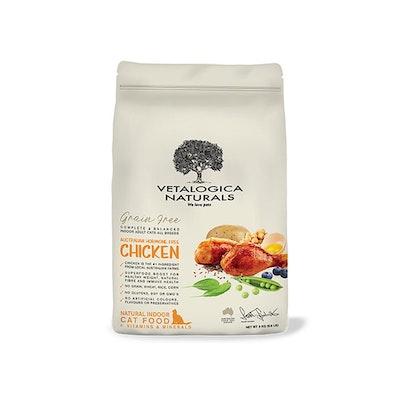 Vetalogica Naturals Grain Free Chicken Indoor Adult Cat 3KG