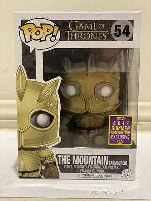 The Mountain #54 2017 Summer Convention Exclusive