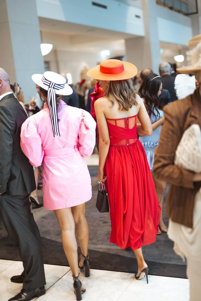 LENZO Old Hollywood Melbourne Cup breakfast at The Westin Melbourne 2019