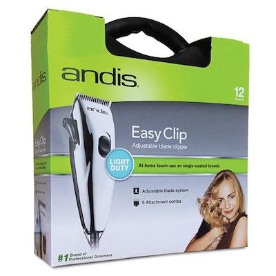 Andis Clipper Easyclip Light Duty 12pc Kit   Chrome