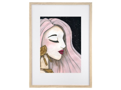 ASTRA - Art Print