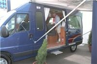 The European touch in camper vans