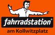 Fahrradstation am Kollwitzplatz