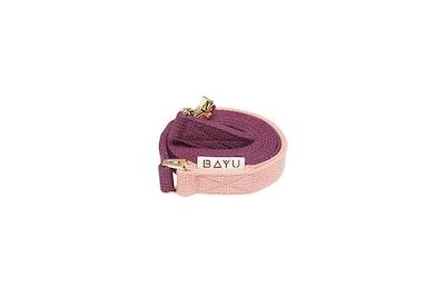 Bayu Dog Leash-Rose Pink