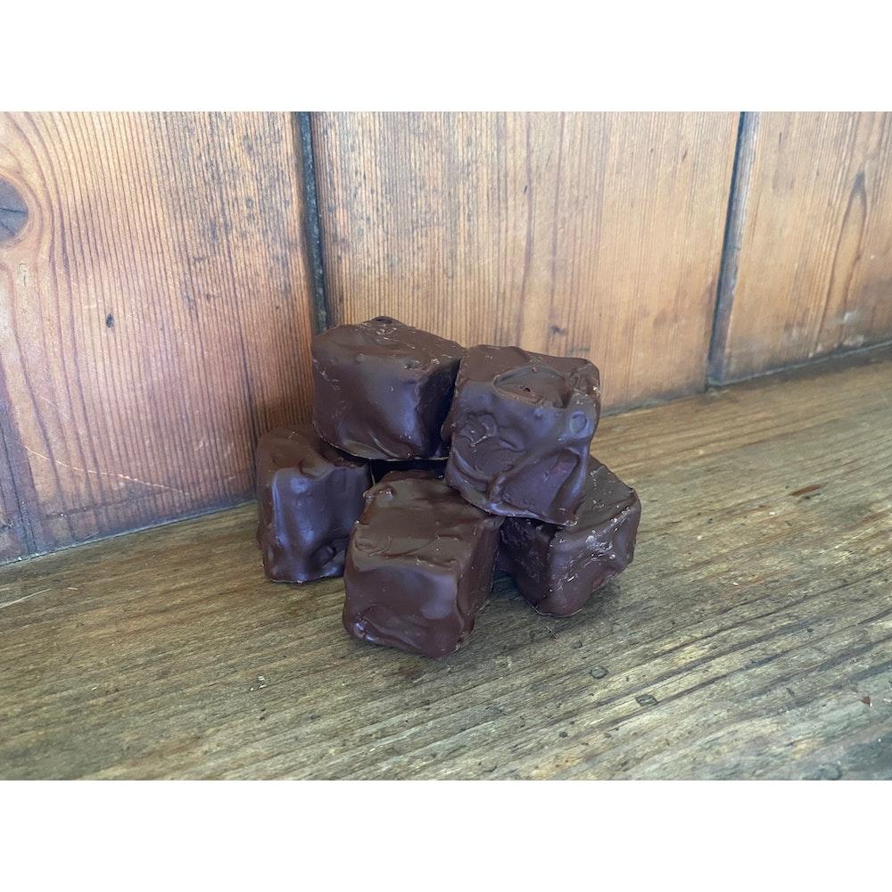 Lifetime of Chocolate dark chocolate orange fudge