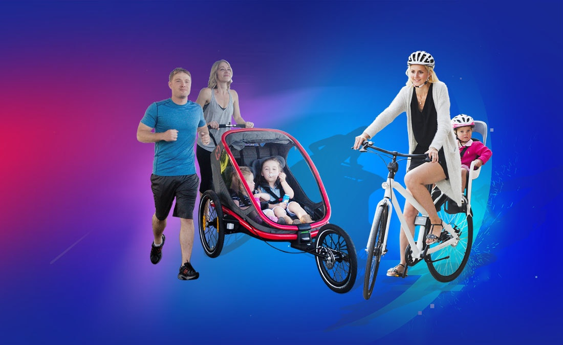 FAMILY CYCLING ESSENTIALS