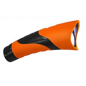 LED Flashlight With Laser Pointer SP81480