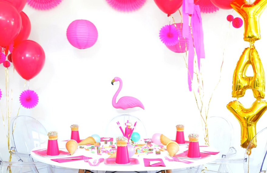PINK FLAMINGO PARTY
