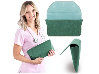 Björn Hall Stethoscope Case – Emerald Green