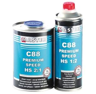 C88 Premium HS Speed Clear 2:1 1.5Lt KIT