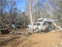Arkaroola Wilderness Sanctuary bush camping