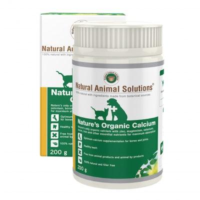 NAS Natures Calcium 200gm