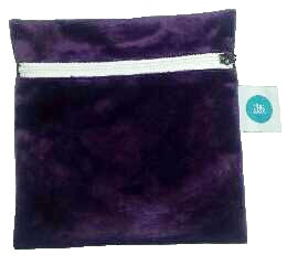 Small Wetbag: Mulberry