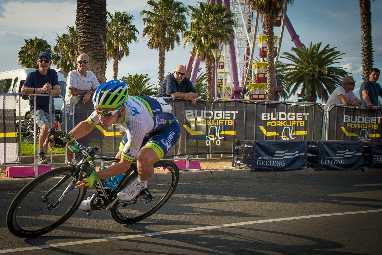 Caleb Ewan - Good Guys Finish First