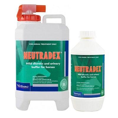 Virbac Neutradex Diuretic Acidosis Dehydration Horse Supplement - 3 Sizes