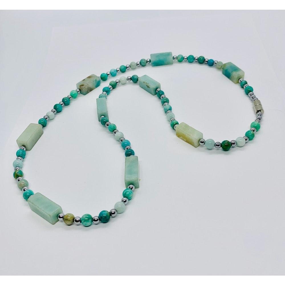 Fayre Maiden Aquamarine Necklace