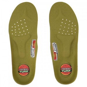 Shock Doctor Insoles Turf Footbeds Shock Absorption Sports Plantar Fasciitis