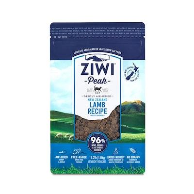 ZiwiPeak ZIWI Peak Air-Dried Lamb Recipe For Cats - 1KG