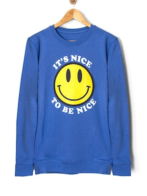 The General Classification It's Nice To Be Nice Crew Blue