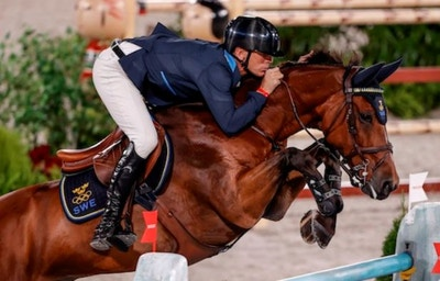 You Can Win A Showjumping Gold Medal Barefoot?