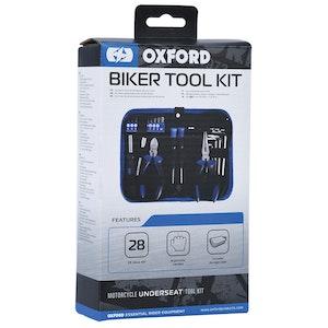 Oxford 28 PC Biker Tool Kit