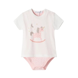 Cracked Soda - Rocking Horse Tee & Bodysuit