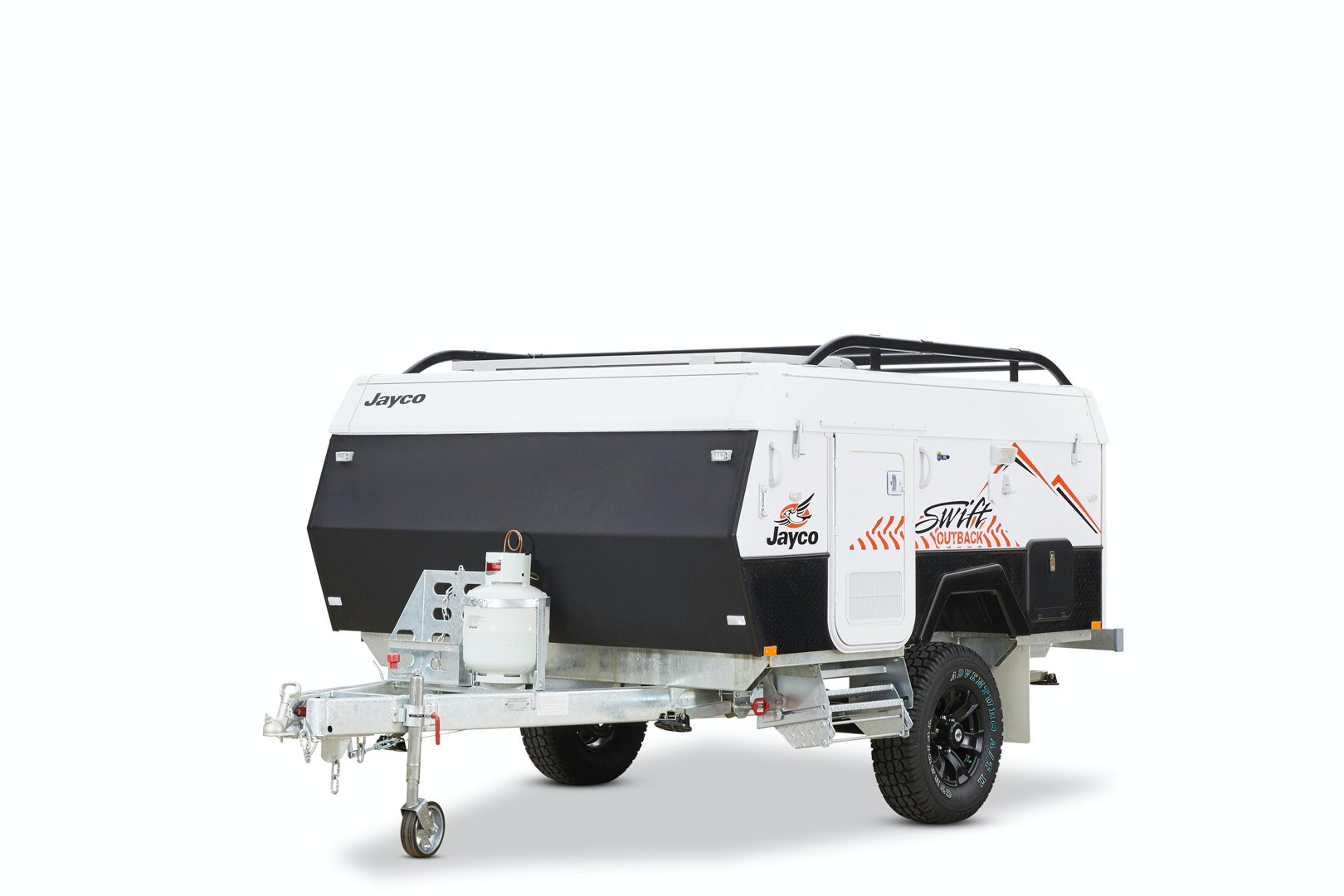 Jayco Swift Camper Trailer