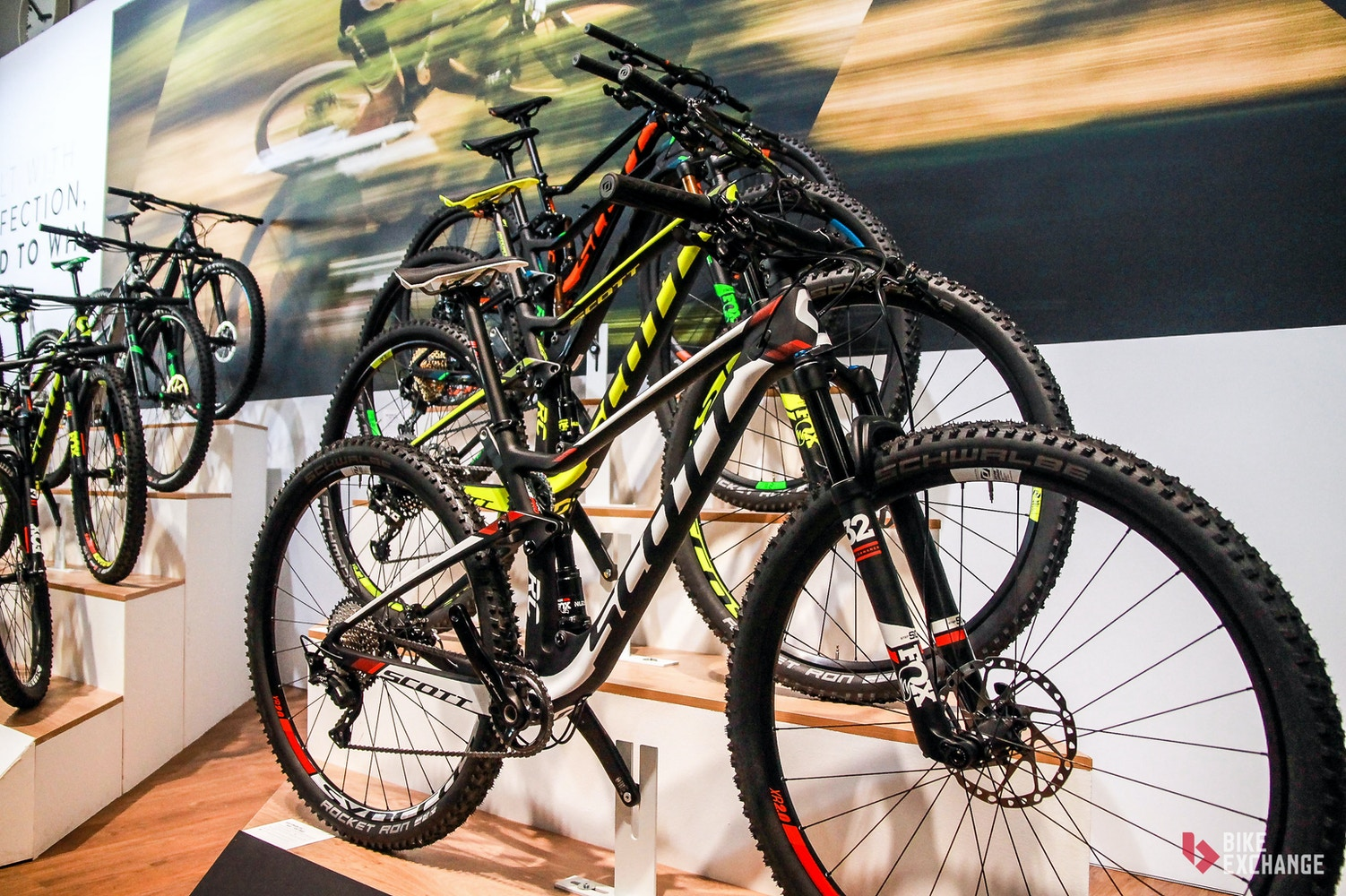 Scott Mountainbikes 2017 + E-MTB | BikeExchange