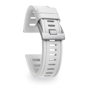 Isofrane Dive Watch Rubber Strap Light Grey