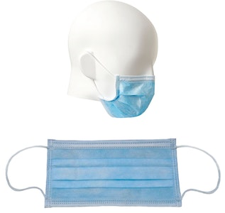 Pro Choice Safety Gear Box of 50 Disposable Masks
