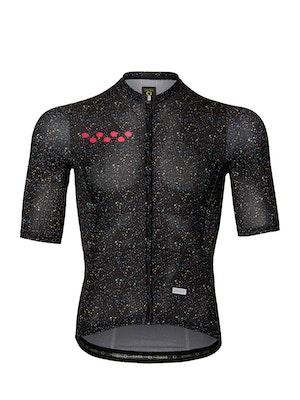 Pedla OFF GRID / Roamer Jersey - Speckle Black