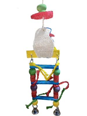 Bono Fido Bird Toy Kookaburra
